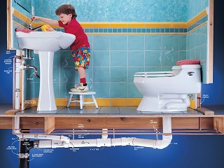 Impianto idraulico casa: principi basilari