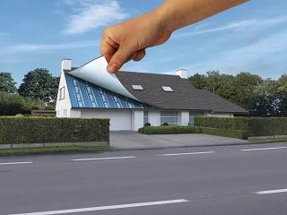 Eliminare l'umidita':isolamento interno o esterno